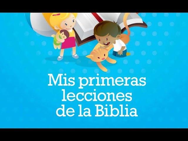 Libros para leer para niños - Mis primeras lecciones de la Biblia
