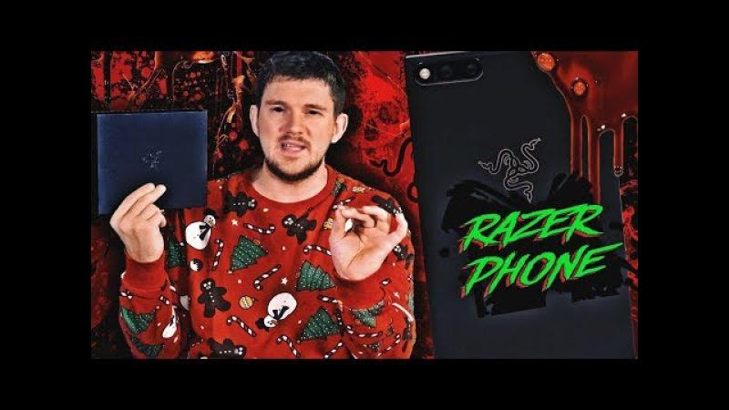Гейминг-смартфон 101 FPS – RAZER PHONE. Убиватель флагманов.