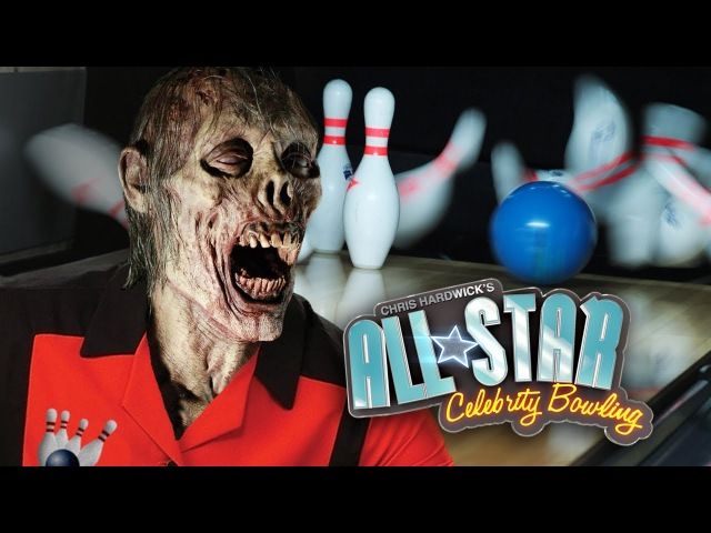 Bowling Dead: WALKING DEAD Cast Robert Kirkman - All Star Bowling