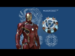 The Real Arc Reactor