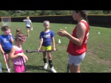Soundview Summer Camp 2011 - A Look at Girls Field Hockey &amp Lax