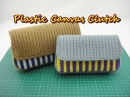 Plastic Canvas Craft - Purse Clutch