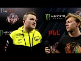 flamie: We had a lot of problems in-game, and in real life