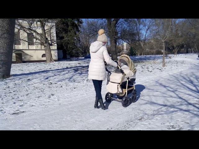 Зимная танго-прогулка for fun))