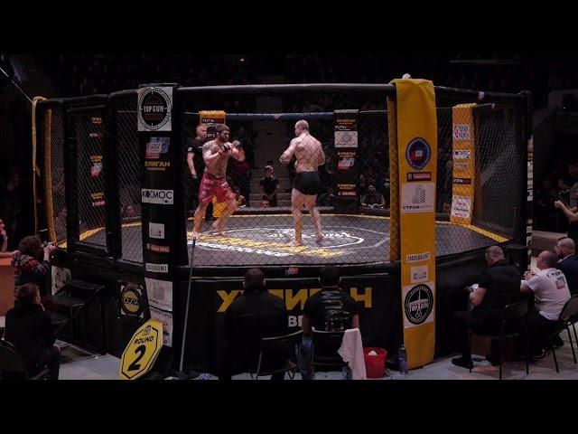 Andrey Seledcov VS Dmitriy Krasnikov | FIGHT SHOW BATTLE FOR TULA|16.03.2018