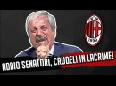 Ds 7Gold - CRUDELI IN LACRIME L' ADDIO DEI SENATORI DEL MILAN