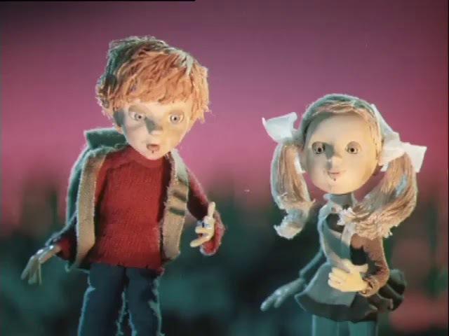 В стране ловушек (1975) Кукольный мультфильм | Золотая коллекция