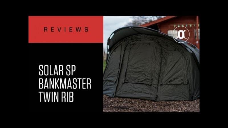 CARPologyTV Solar SP Bankmaster Twin Rib Review