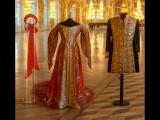 Музею переданы в дар придворные костюмы начала ХХ века