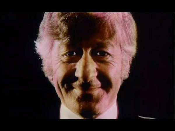 Third Doctor Titles Version 1 | Doctor Who | BBC