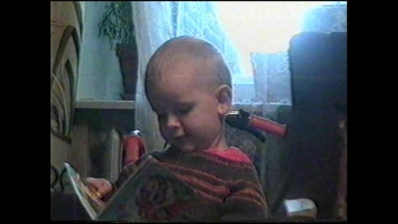 16 09 2000-Катя читает стихи и поёт песенку(1г10мес)