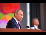 «Путин Бабай»: президент ответил на вопрос по теме изучения национальных языков в школах