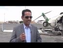 Yémen : L'aéroport international de Sanaa, détruit par la guerre, est en ruines !