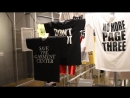 История футболки на выставке в Лондоне