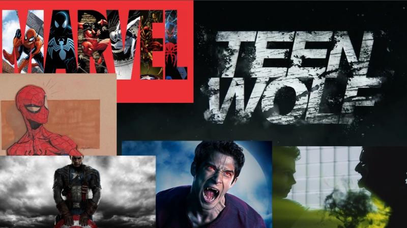 Marvel Teen Wolf