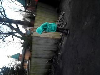 Пьяные малолетки пытались убежать от ЕнотПротив Неудачно.