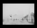 Мост влюблённых в тумане