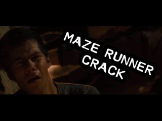 the maze runner; crack #3 (humour)