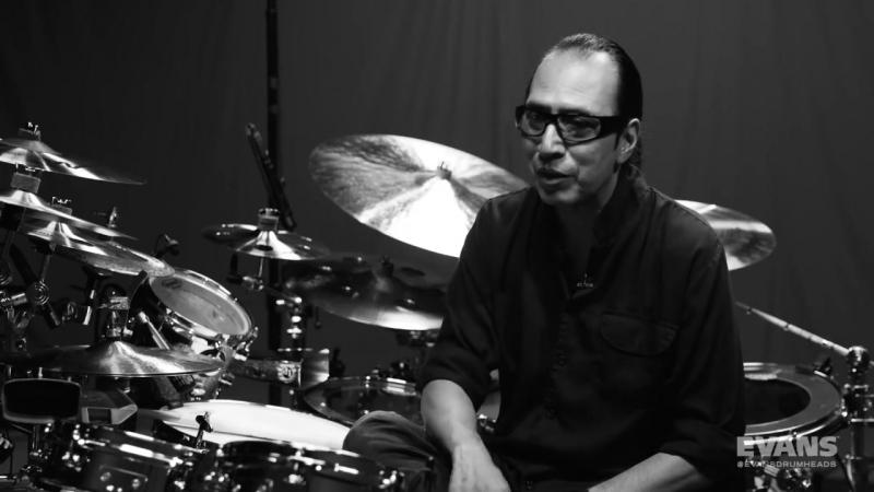 Joey Heredia - Set the Tone (Interview) - перевод Siberian Drummers