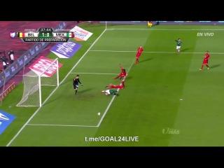 Бельгия 1:1 Мексика  | Гол Гуардадо (пен)