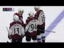 Первый гол Андрея Миронова в НХЛ! Колорадо Эвеланш - Нэшвилл Предаторз 19.11.2017