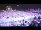 45.000 People Earthquake at AIRBEAT ONE Germany ( Dimitri Vegas Like Mike Crowd Control )