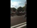 Авария на пересечении ул. Артема и пр. Мира