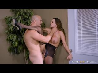 RARBG - BigTitsAtWork - Ariella Ferrera Fellatio From The She-E-O XXX