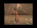 Наталья Шеремет - танец с кинжалами