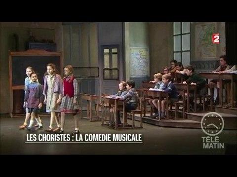 Scènes - « Les choristes : la comédie musicale »