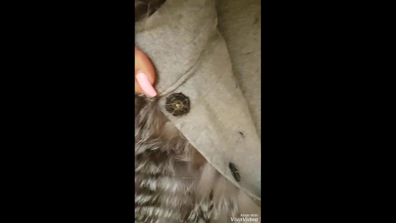 Пальто из чернобурки 🔥🔥 Длина 90 см 🔝🔝 Размеры 42-46✔✔ Цена 10000руб.💲💲 Размеры 48-52✔✔ Цена 11000руб .💲💲