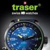 Traser Watches/Часы Трэйзер