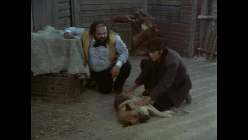 Вой волка / Il richiamo del lupo (1975) (приключения, вестерн)
