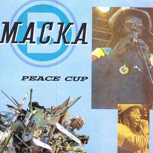 Macka B альбом Peace Cup