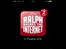Ralph Breaks the Internet: Wreck-It Ralph 2 - Motion Logo