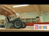 3Д рисунки и роботы EV3