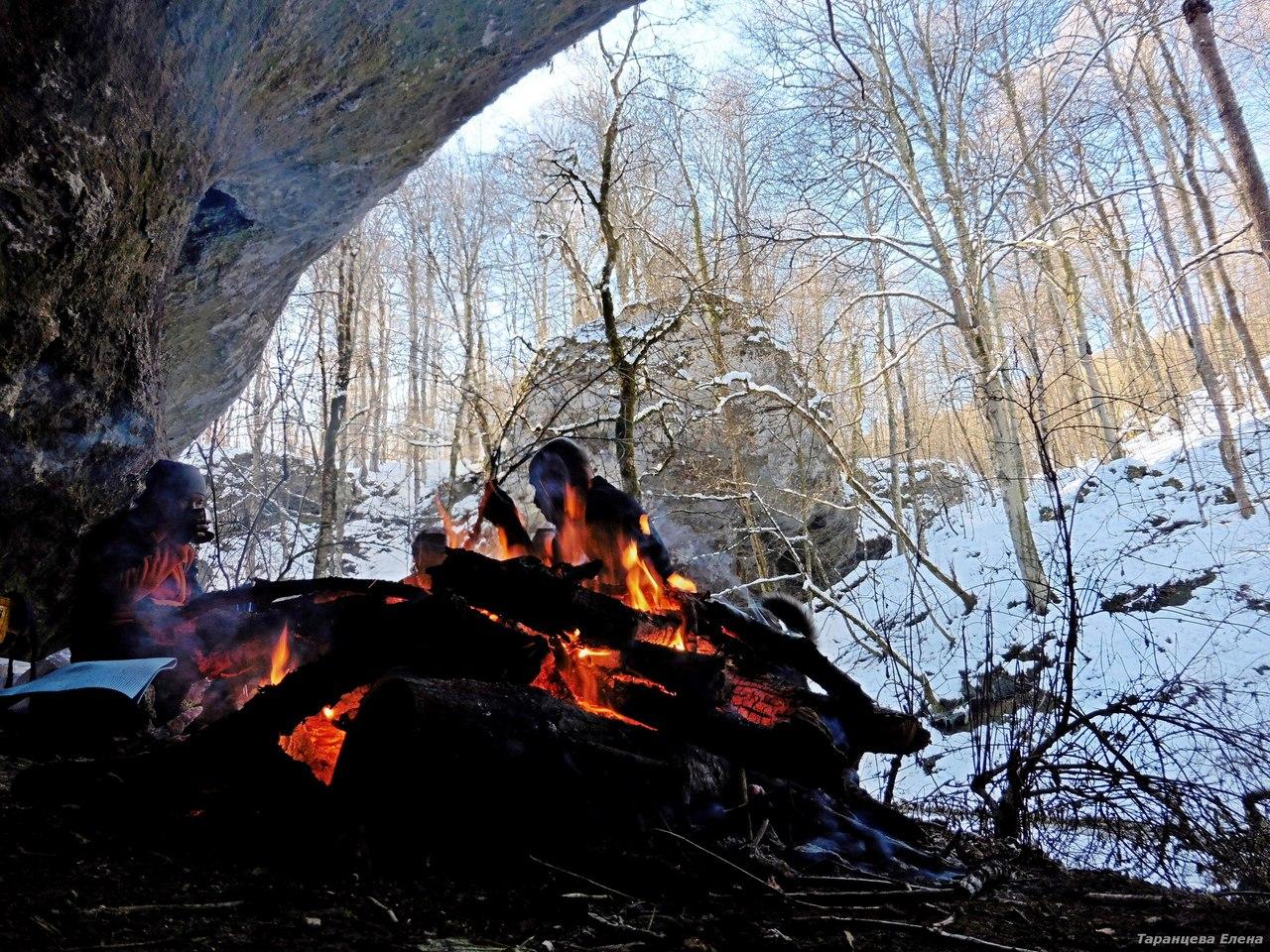Новый Год в лесу Хоббитов!