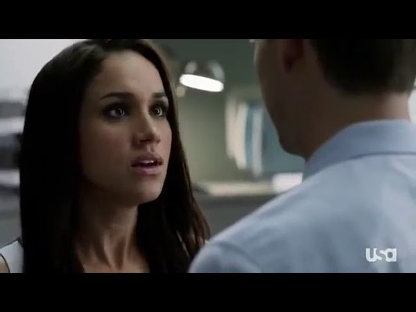 Suits Rachel Zane and Mike Ross Copy room