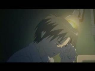 История любви...Вааа...трогательно до слёз...Т_Т