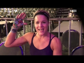 Felice Herrig Believes a Win at UFC 223 Should Earn Her a Title Shot