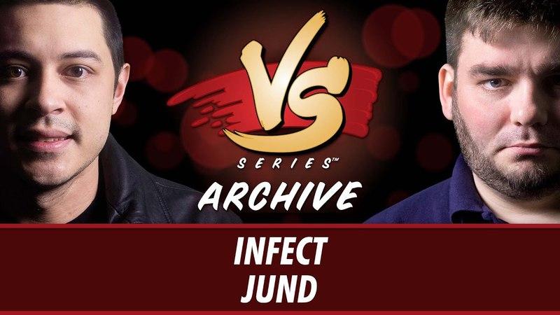 10/18/16 - Tom VS. Todd: Infect VS. Jund [Modern]