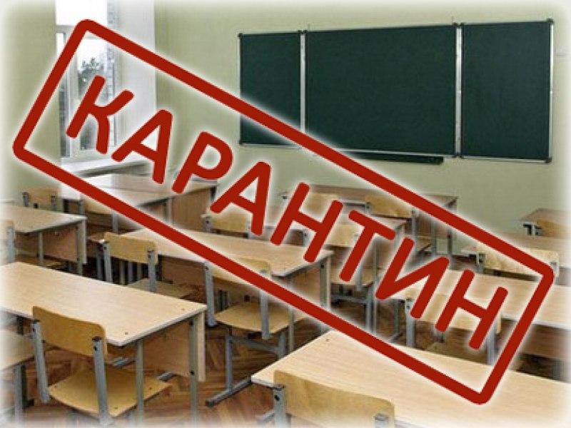 Четыре класса и один детсад закрыли в области из-за ОРВИ