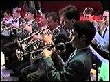 Юбилейный концерт эстрадно духового оркестра КУИ. Дирижер В.Н.Фейгин.(2000)
