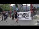 _Eure Schuld_ - Kundgebung gegen die Grünen Terrorimporteure