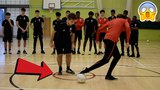 CAN I NUTMEG THE BRENTFORD YOUTH TEAM ! (CRAZY REACTIONS)