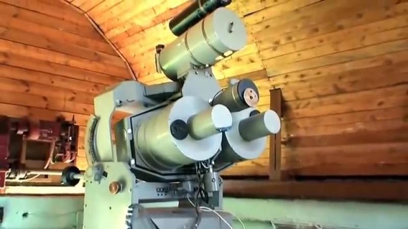 2009-09-26 Экскурсия по территории Звенигородской обсерватории (Дмитрий Кононов)