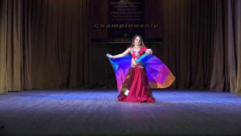 ШВТ Bahira El Assal Raks Sharki Алиса Пушко