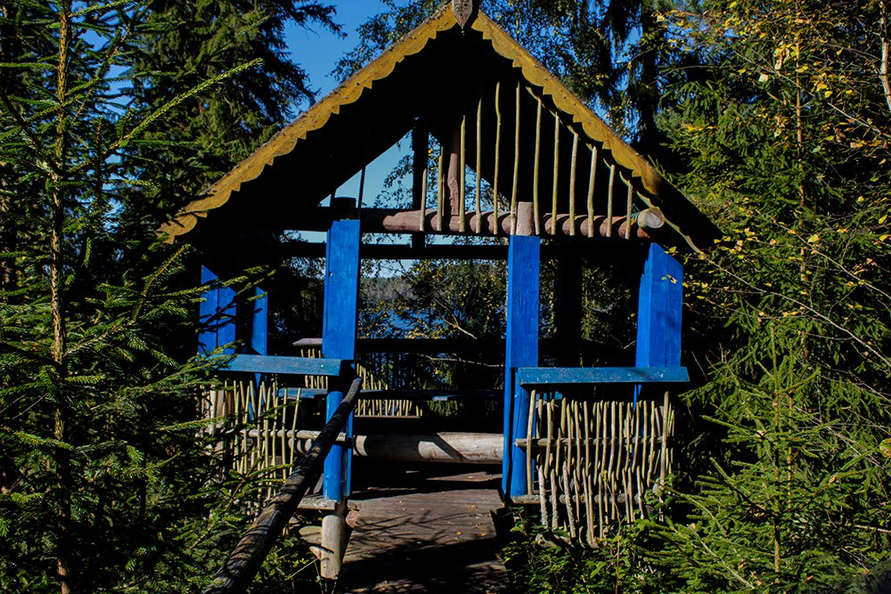 Голубые озера. Велопоход в Нарочанский парк, Беларусь