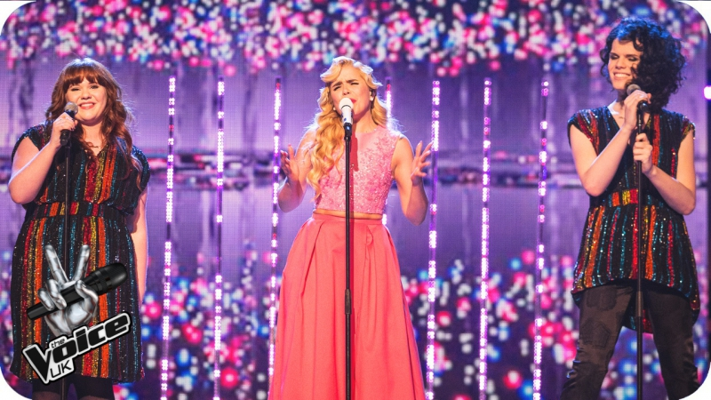 Paloma Faith, Jordan Gray Heather Cameron-Hayes - Piece Of My Heart (The Voice UK 2016)