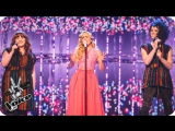 Paloma Faith, Jordan Gray &amp Heather Cameron-Hayes - Piece Of My Heart (The Voice UK 2016)